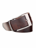 The Blue Pink FAB Genuine Leather Belt For Men's (FAB-0802)