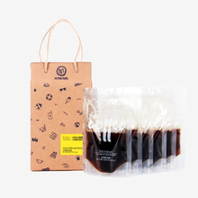 Dutch Pack Set ( 50ml x 10ea ) Organic Coffee Concentrate Iced Coffee Cold Brew Frozen Coffee Latte Blends Extract Kenya Best