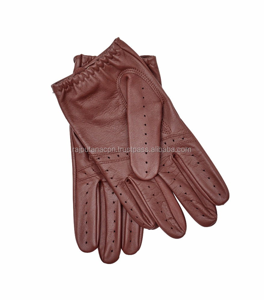 Car Bike Every mobile Driving Gloves - Men's