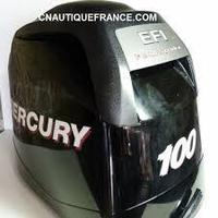 USED MERCURY 100HP FOUR STROKE OUTBOARD MOTOR