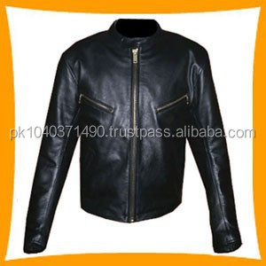 Artificial PU lamb leather lamb/Cow feel pu jacket/Cow Feel PU Leather Jacket/Faux Jacket