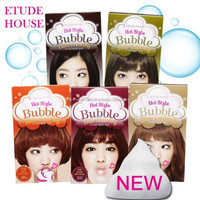 [ETUDE HOUSE]NEW Hot Style Bubble foam Hair dye Coloring # Korea Bubble Hair Dye