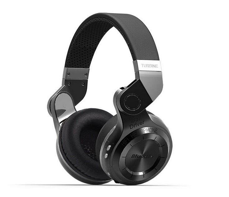 Original Fashion Bluedio T2 Wireless Bluetooth 4.1 Stereo Headphone Noise canceling Headset with Microphone High Bass Quality