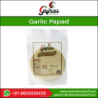 Madras Papad