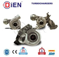 54389880003 Turbocharger for Opel Passenger car 103KW/Cv Diesel BV38_4