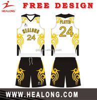 low price wholesale blackwhite basketball jerseys basketball shooting shirts