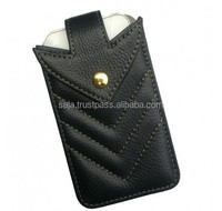 Cow leather bag for cell phone SCC-003
