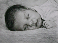 Custom Artwork Portrait Painting and Drawing Services