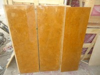 Highly Polished Indus Gold Marble Tiles , Risers , Steps at Low Rates - Qatar
