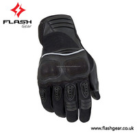 Perforated Leather Summer Short Gloves, Vintage short cuff mesh gloves, Rider gloves, racing gloves, Flash Customize Gloves