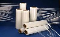 Clear PE Stretch Film Hand Roll 23mic*500mm FOR SALE