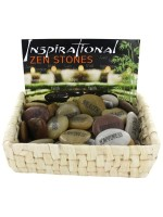 Inspirational Stones Display