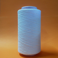 NE 10/1 TC Bleached White Regenerated Yarn for Knitting Glove