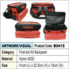 First Aid kit Backpacks /First Aid kit Bag