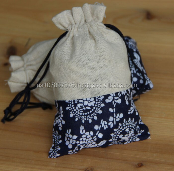 jewelry sack, cotton pocket bag