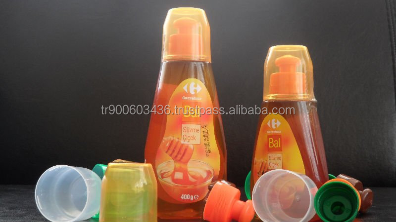 high quality Squeeze Honey Bottle 280ml 400ml