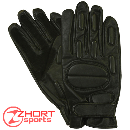 Tactical Police Gloves & Kevlar Security Gloves For Army, Police,Security ZH-PO-04-10