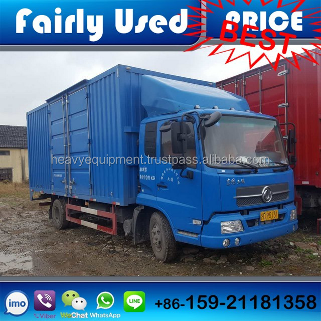 Second Hand Right Hand Drive FAW Cargo Truck of FAW Cargo Truck