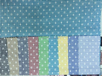 Cotton lycra mens shirting fabric made in Turkey