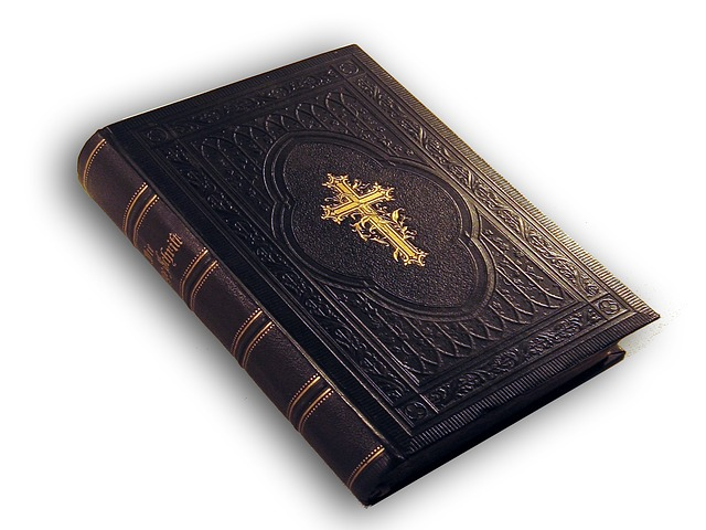 Hard cover holy bible printing service