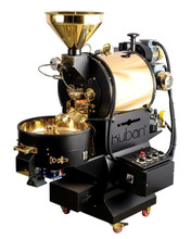 High Quality Gas & Electric Coffee Roaster/1,5 KG Coffee Roasting Machine/Professional Countertop Roasters for Coffee Shops
