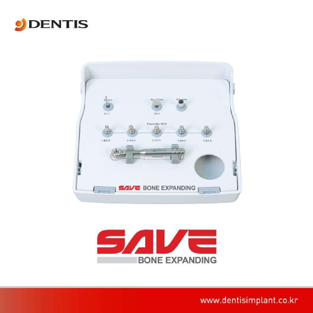 [Dentis Implant] SAVE Bone Expanding - Sinus Kits & Instruments