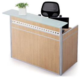 Office Furniture - Reception Counter