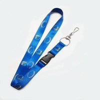 2015 New Arrival!!! Good design company ID lanyard