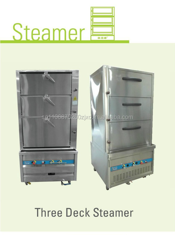 Asian Steamer Range Cabinet