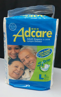 Adcare Adult Diaper Leak Guard Large 10s