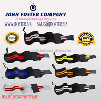 CROSSFIT WRIST WRAPS, Bodybuilding Wrist Wraps Sialkot, FITNESS ACCESSORIES PAKISTAN SIALKOT MANUFACTURER COMPANY