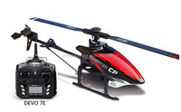 Walk3ra Master CP 3D 6-Axis RC helicopter W/DEVO7E