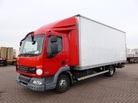 DAF Truck Closed Box (228714)