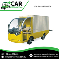 Factory Made Durable Quality Mini Utility Truck for Sale