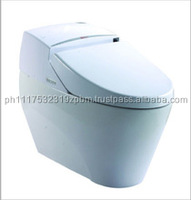 Stainless Steel Siphonic Toilet Pot