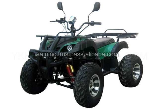 New designelectric atv 4 wheeler