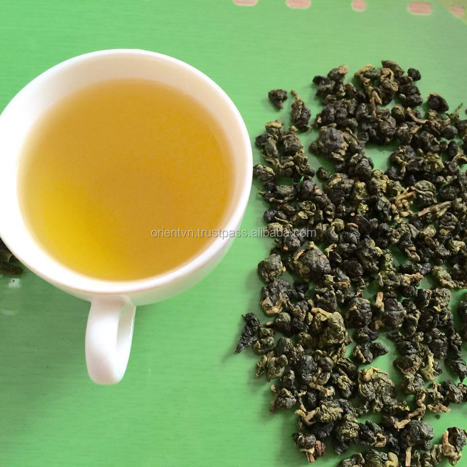 Royal breakfast tea green tea and black tea gunpowder