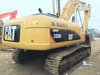 Used construction machinery CAT 320D digger Original Caterpilar 320D used excavator for sale