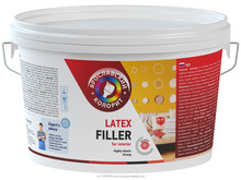 Water-based Latex Wall putty for cement walls and ceilings