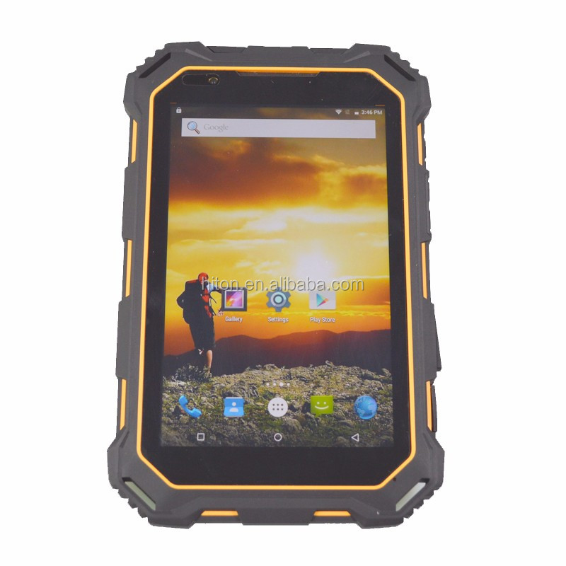 4G tablet for kids NFC reader tablet from HIDON Waterproof shockproof Tablet