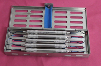 GM DENTAL SCALERS instruments