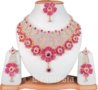 Jewelry Online Shopping Beautiful Necklace Set
