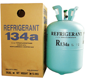 811-97-2 3159 R134A Auto AC Refrigerant Disposable Cylinder For Car Refrigeration