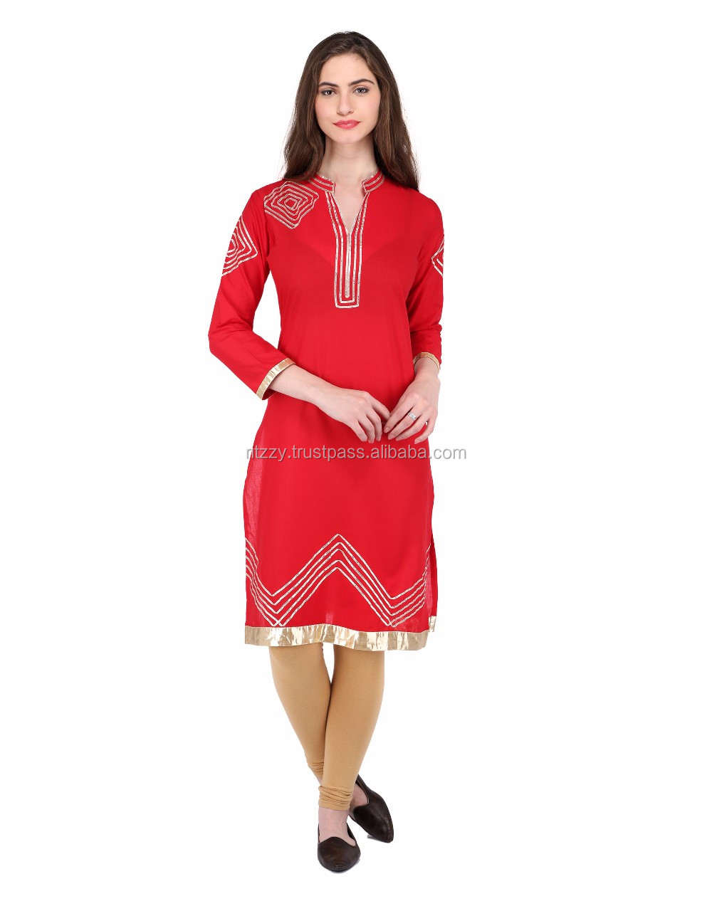 Ladies Long Kurta Designs