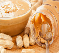 Health food - peanut butter