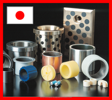 Durable sintered bearing oilless bearing of JAPAN OILES BEARING at reasonable prices