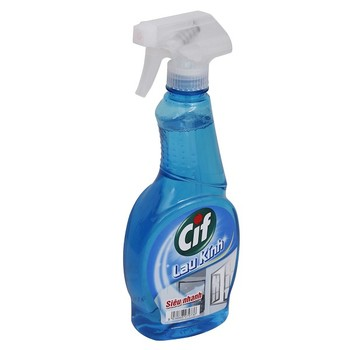 CIF Glass Spray520ml x 12 btls