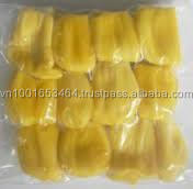 Vietnam High Quality Yellow Frozen Jackfruit