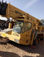Used Grove AT700B truck Crane 50ton crane for sale