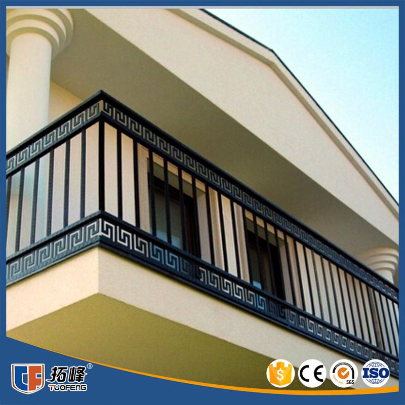 Decorativo parapeito da varanda de f cil manuten o corrim os e balaustradas id do produto for Deco terras design